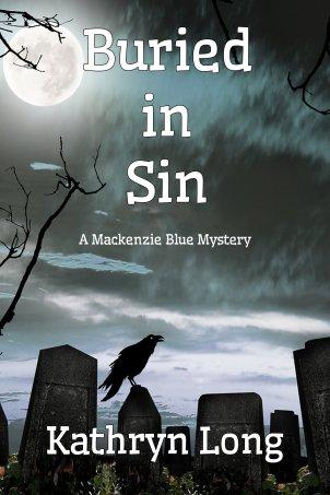 Buried in Sin mystery novel