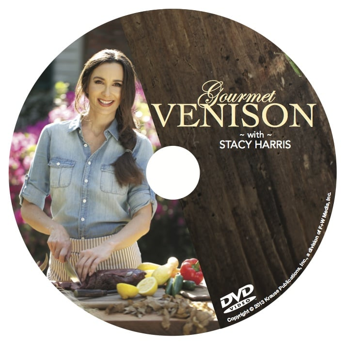Stacy Harris Cooking DVD