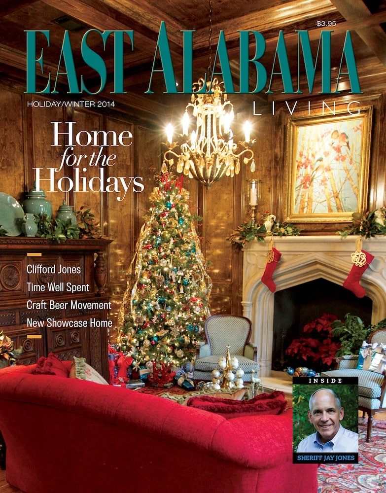 Stacy Harris featured in Alabama East Living Magazine - Farm to Fork Living