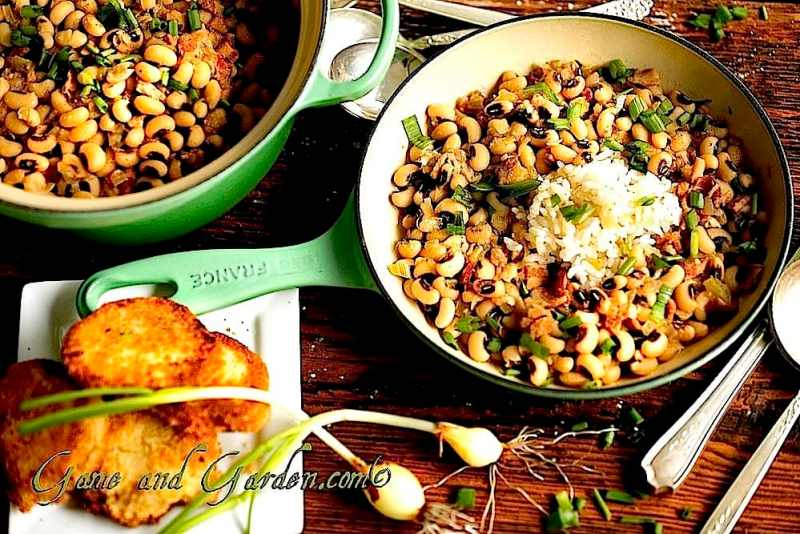 Hoppin' John for New Years! It is always a tradition in my home. I hope the kids pass this tradition to future generations with the fun we have together on New Year's too.