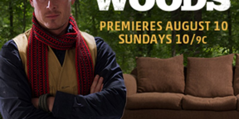 Creek Stewart's new show on the Weather Channel