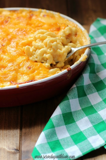 Melissa's mac and cheese