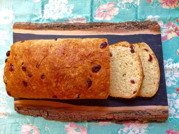 cranberry toasting bread