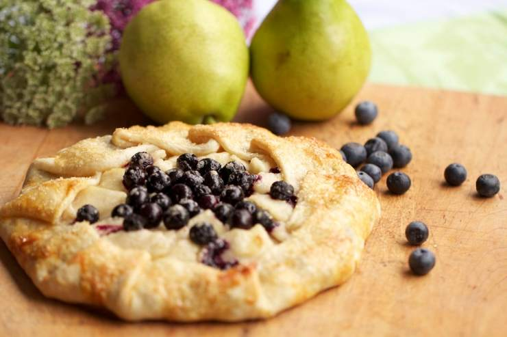 Why you should make a Pear Tart this weekend!!