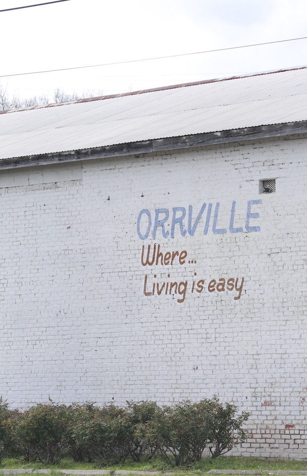 Orrville Where Living is Easy