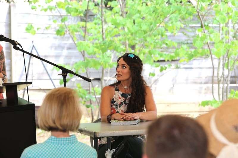 Stacy Lyn Harris: Alabama Book Festival
