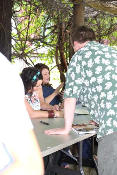 Stacy Lyn Harris Alabama Book Festival