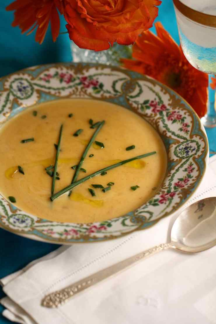 Creamy Pumpkin Soup recipe by Stacy Lyn Harris