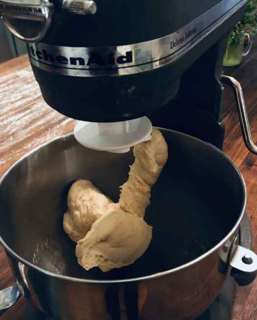Mix the flour, sugar and salt in a stand mixer with dough hook attachment on low (recipe for how to make danish pastries by Stacy Lyn Harris)