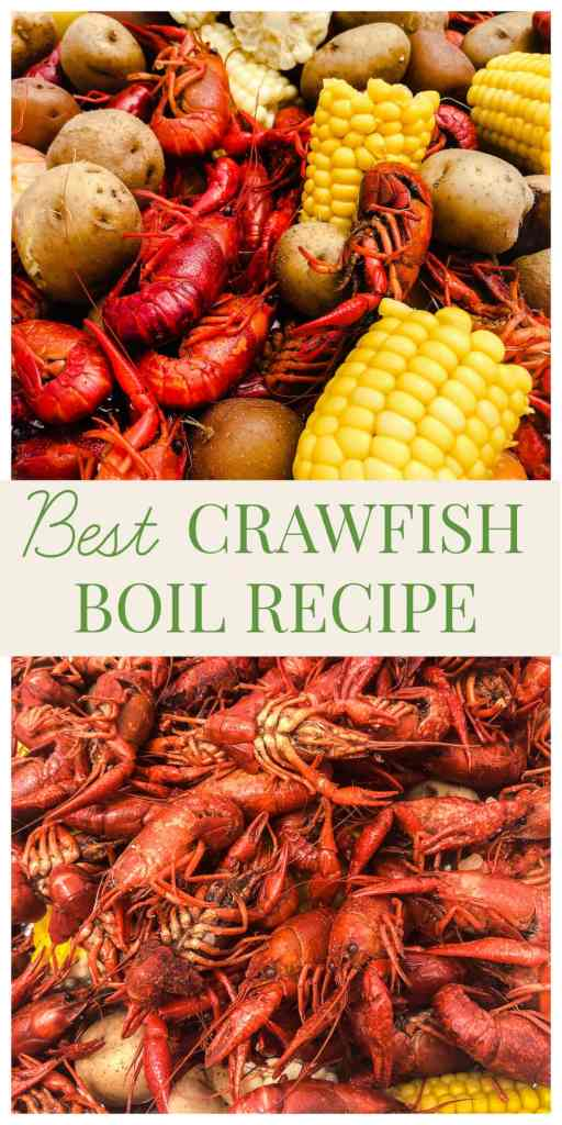 Stacy Lyn's Best Crawfish Boil Recipe