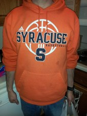 my husband will always remain an Orange fan