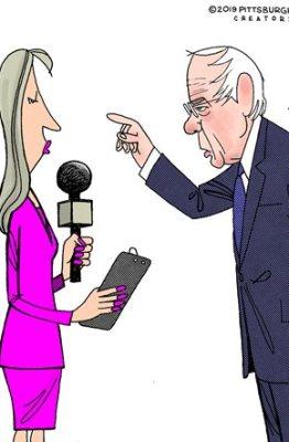 Townhall.com Cartoon