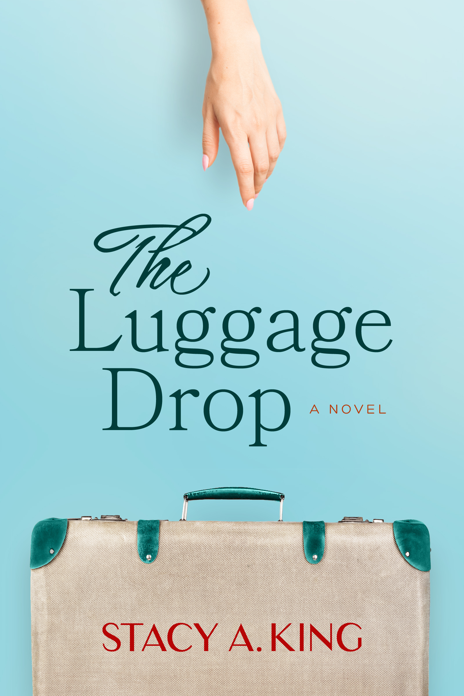The Luggage Drop Book Cover