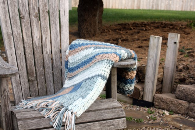 c7508557c Westerly Beach Cottage Throw - Stacy s Stitches
