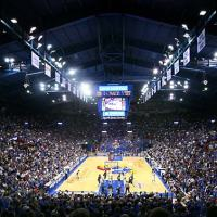 ALLEN FIELDHOUSE (AKA THE PHOG)