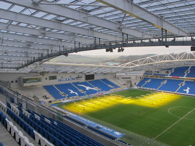 The Amex (Photo: Stadiafile)
