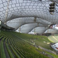 Frei Otto's Munich Olympic Stadium: His lasting legacy?