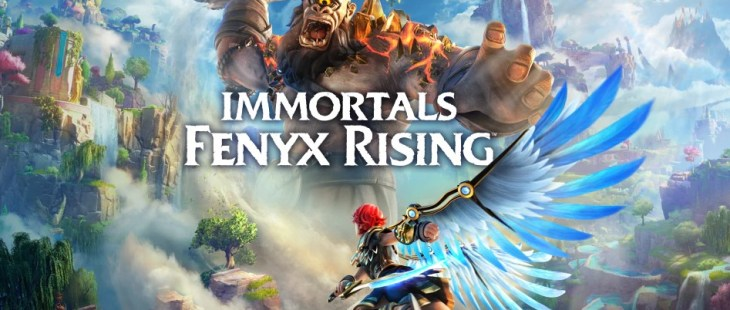 Immortals Feyx Rising