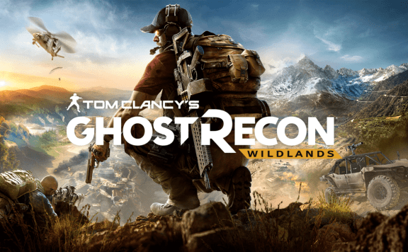 Tom Clancys Ghost Recon Wildlands Portada