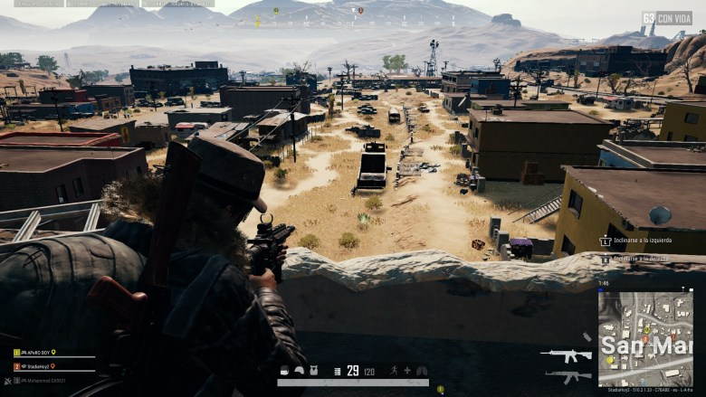 PLAYERUNKNOWN'S BATTLEGROUNDS Stadia
