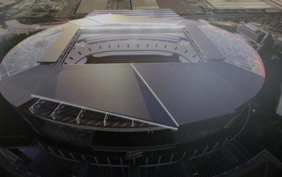 Nuevo estadio Cruz Azul