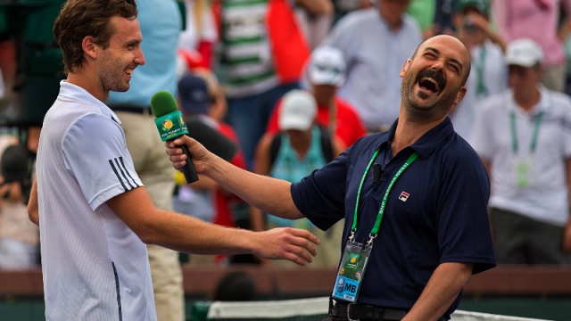 Andy Taylor | Indian Wells Announcer