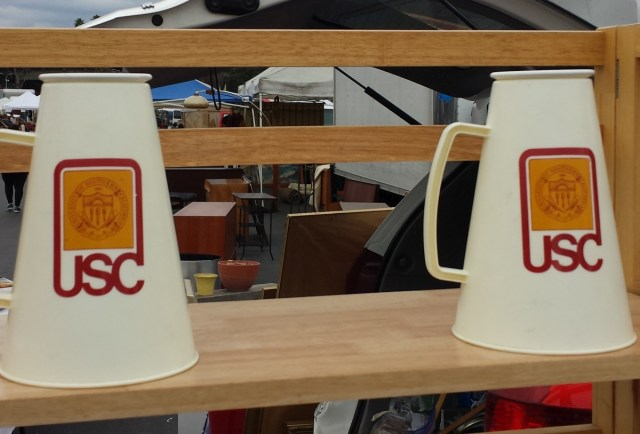 Not sure if these are toy USC megahorns or cups