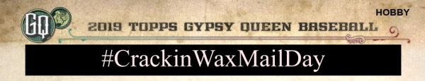 #CrackinWaxMailDay
