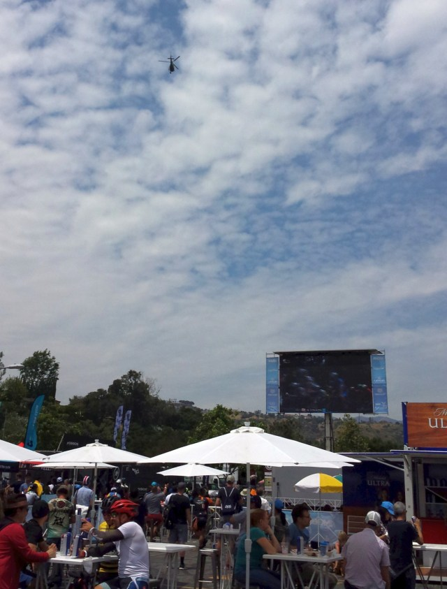 Lifestyle Festival at the 2019 Amgen Bicycle Tour - Pasadena
