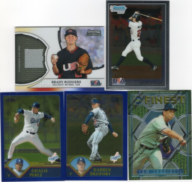 More contest prize cards from Cards on Cards