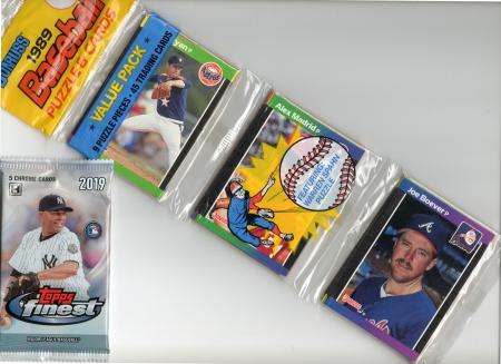 Baseball Prize Lot #9