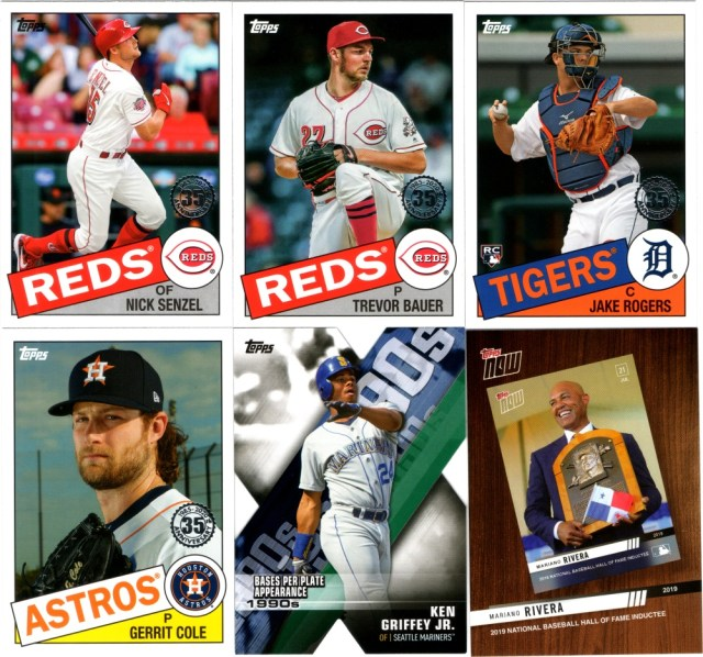 More 2010 Topps Series 1 insert cards