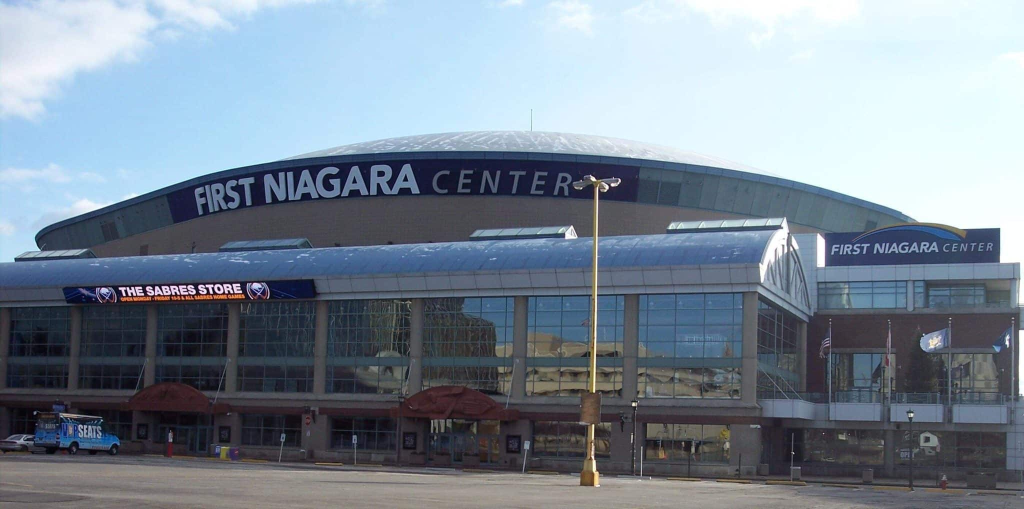first niagara center arena guide