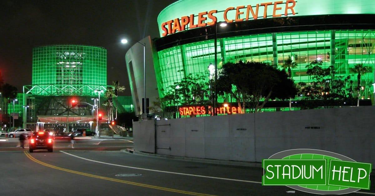 3 Reasons Staples Center Arena is a Premier Entertainment & Sports Venue