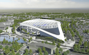 Los Angeles Stadium News & Updates (LASED at Hollywood Park)
