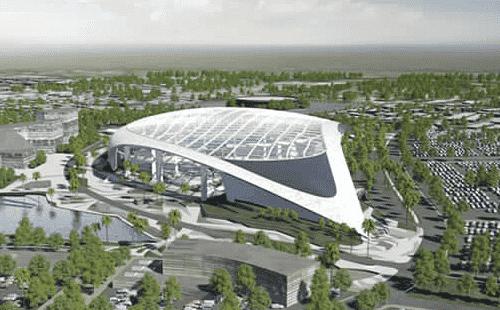 los angeles stadium news