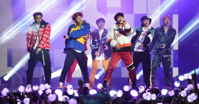 BTS Live Concert Video Stream - Stadium Help