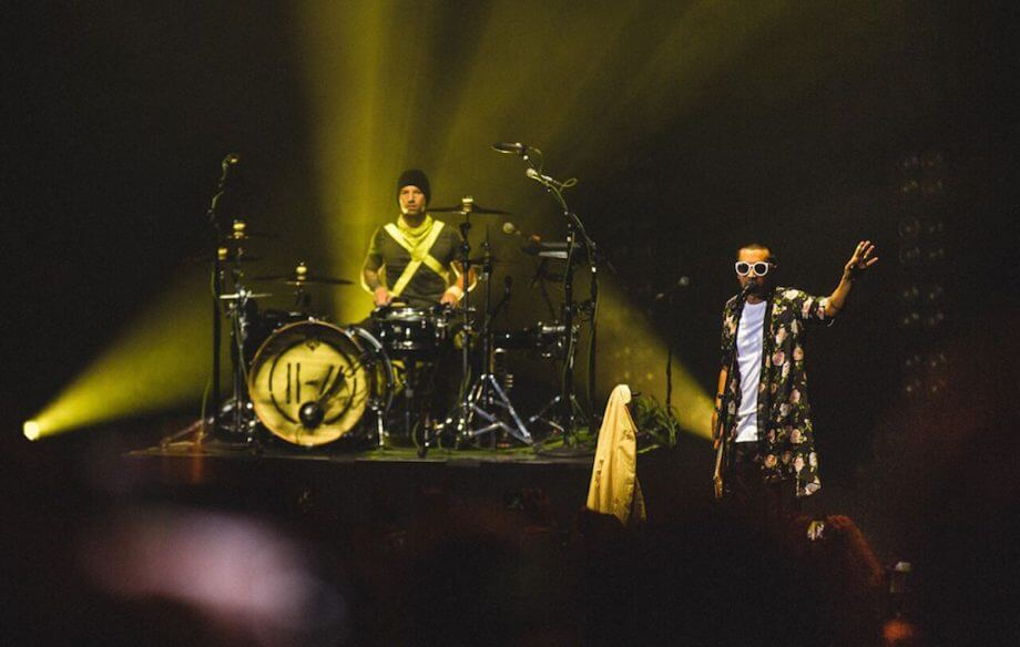 Twenty One Pilots Concert Stream: Bandito Tour