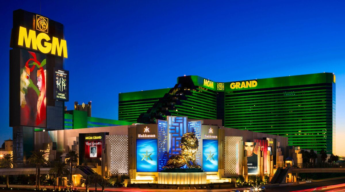 MGM Grand guide