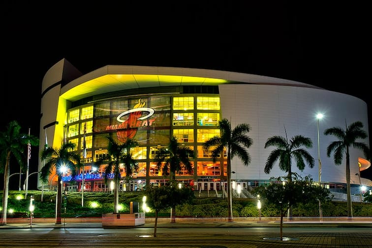 americanairlines arena tips