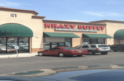 krazy buffet in las vegas