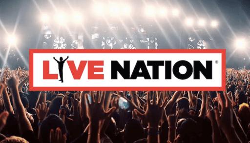 live nation presale codes