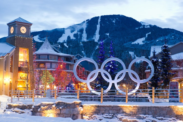 concerts in whistler olympic village