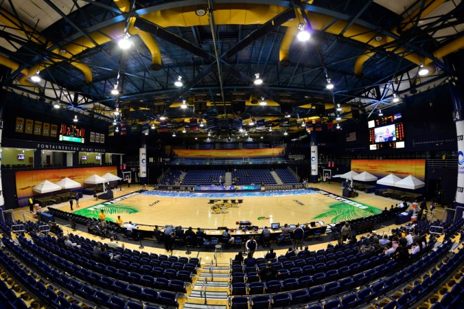 Image result for Ocean Bank Convocation Center, Miami, FL