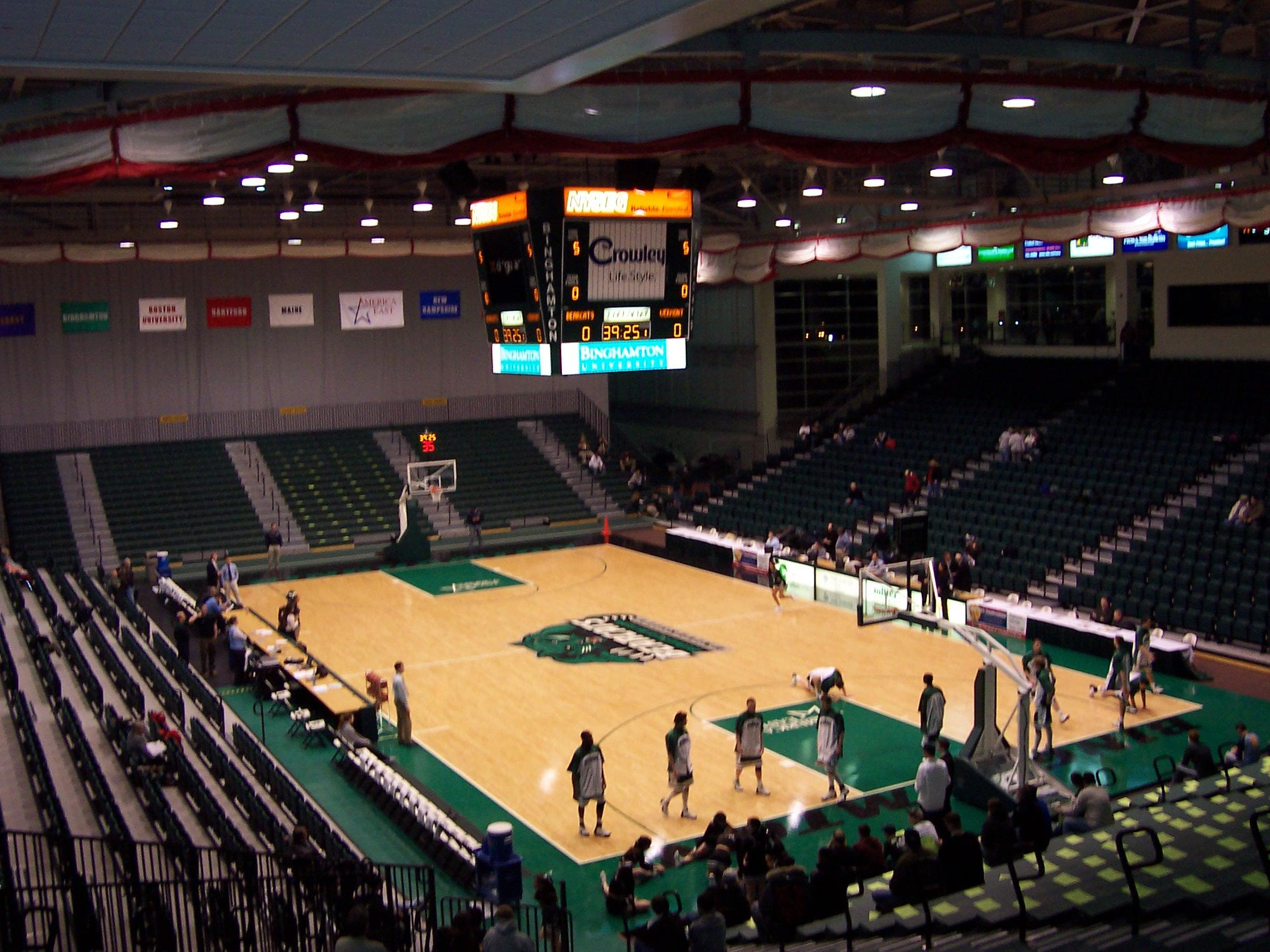 29 Events Center Stadium And Arena Visits