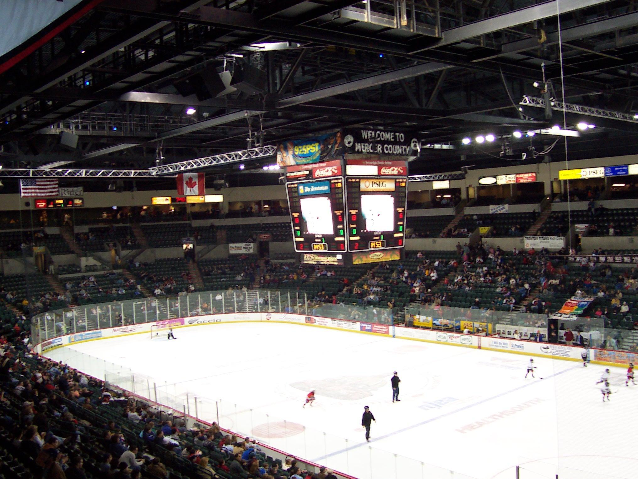Hockey Stadium And Arena Visits