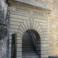 Argyle Stairs, The Rocks