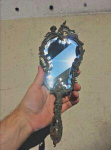 Fazettázott tükör