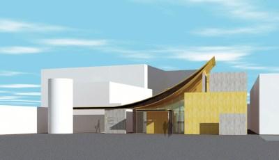 HPに進行中のプロジェクト「(仮称)IMM画像診断棟新築工事」をUPしました。