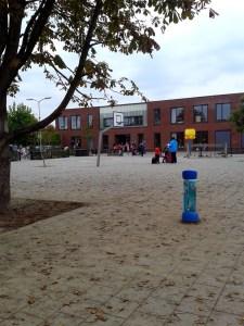 Schoolplein